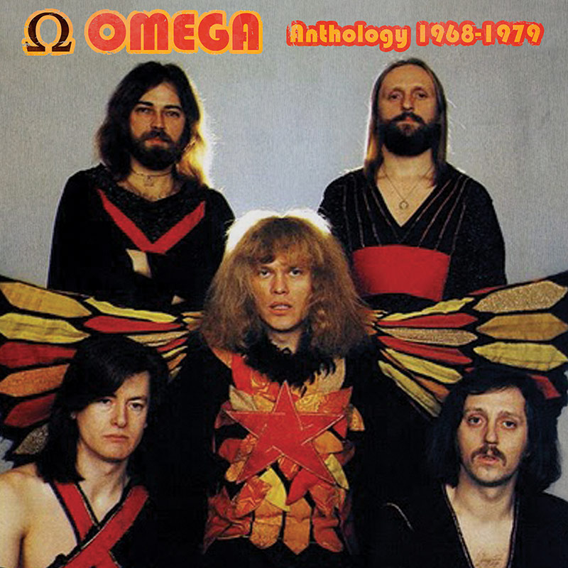omega anthology usa